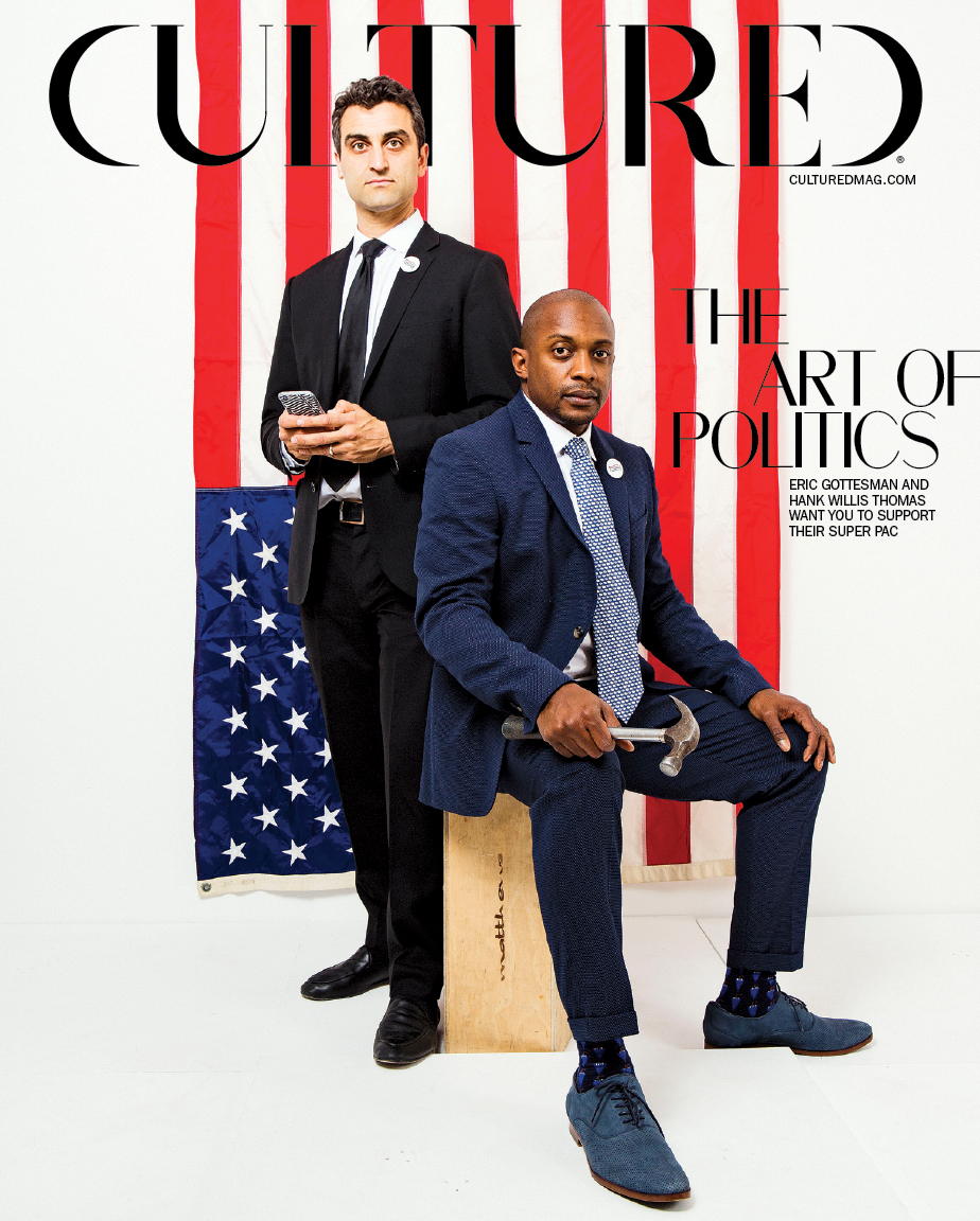 Cultured Magazine Cover